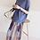 Thumbnail: Color Palette Pattern Pleats Skirt