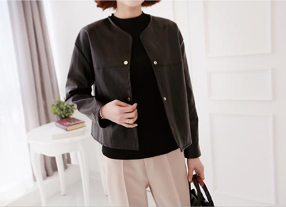 Sedine Leather Jacket