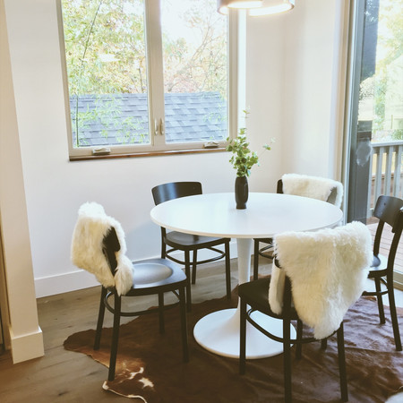 Scandi Dining Nook