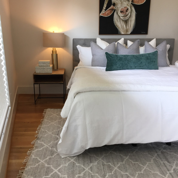 Billy Goat Guest Room