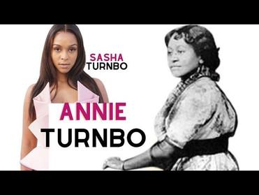Annie M Turnbo & Madam CJ WALKER! NETFLIX! Sasha Turnbo! Keep you scalp clean! HAIR GROWTH! Cyn Doll