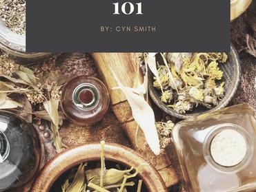 Essential Oils & Herbalism 101