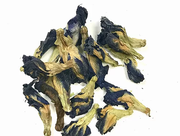Butterfly Blue Pea Tea For Hair Growth. Beautiful Skin & Nails.