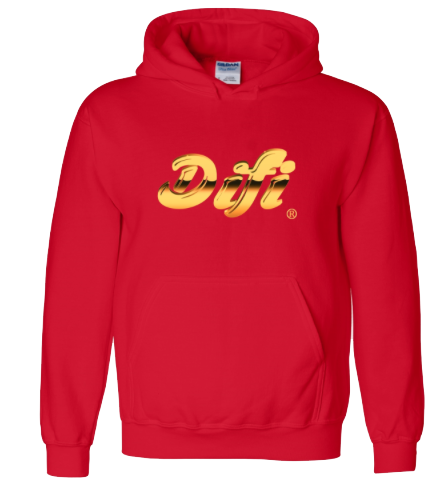 difi gold hoodie