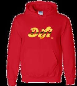 difi gold hoodie