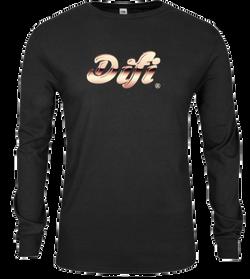 difi rose gold - longsleeve