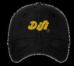 difi gold hat