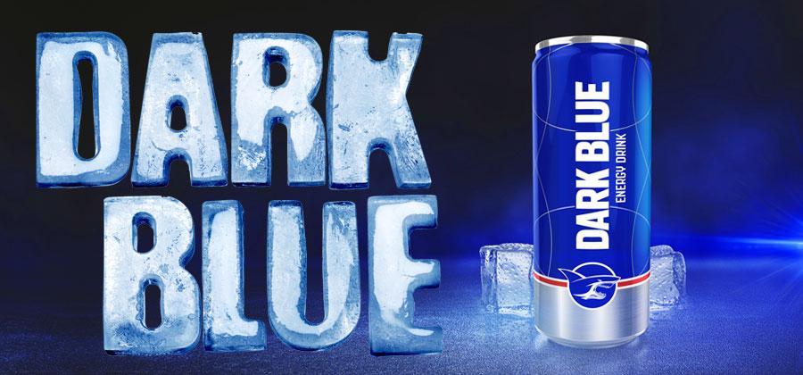 Dark Blue Energy Drink