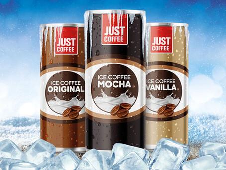 Just Coffee Çeşitleri Yeni Ambalajlarında
