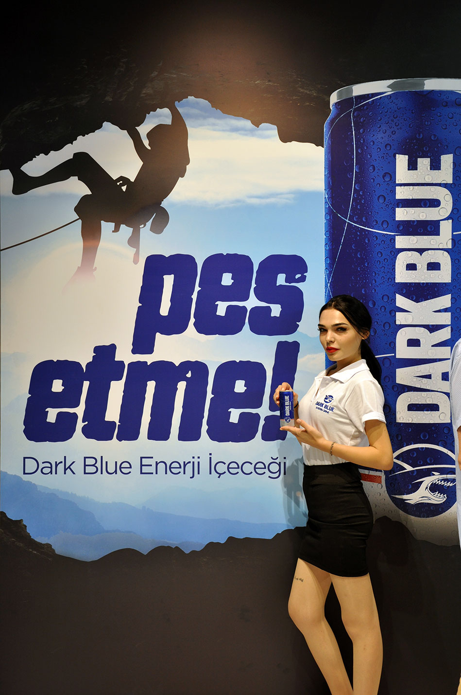 Dark Blue Energy Drink