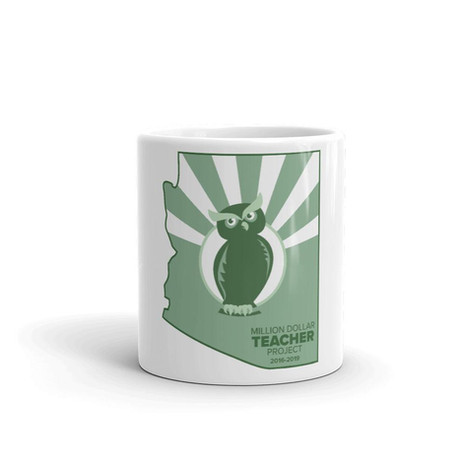 MDTP Arizona Flag Coffee Mug (11oz)