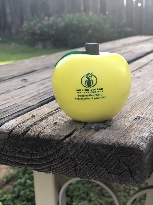 MDTP Apple Shaped Stress Ball