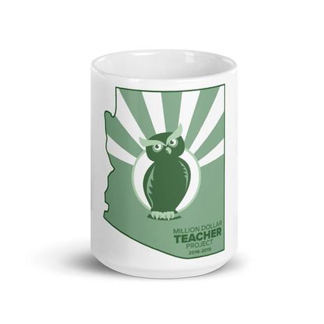 MDTP Arizona Flag Coffee Mug (15oz)
