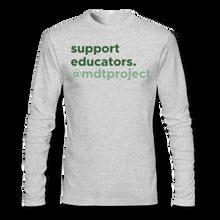 MDTP Support Educators (Long Sleeve)