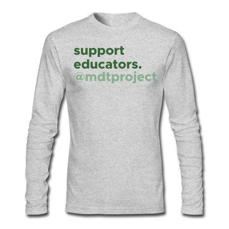 MDTP Support Educators (Long Sleeve)