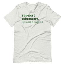 MDTP Support Educators Tee