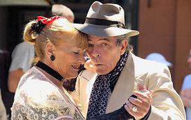 Das Paar für Paare | Tango