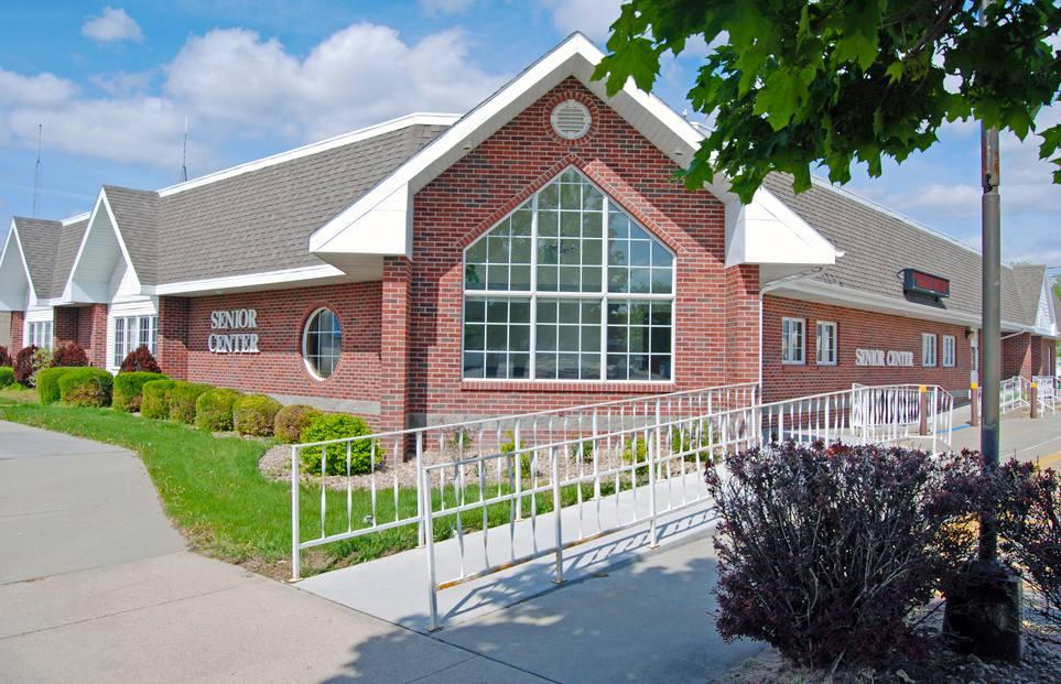 Senior Center - Brown Construction, Holdrege, NE