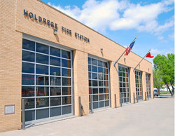 Holdrege Fire Station - Brown Construction, Holdrege, NE