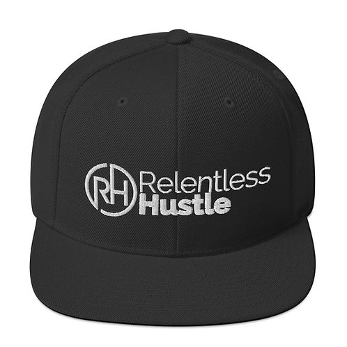 Relentless Hustle Fitted