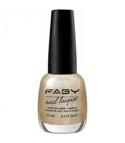 Esmalte Faby E-Gold