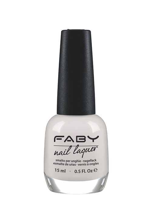Esmalte Faby Sugarful (cream)