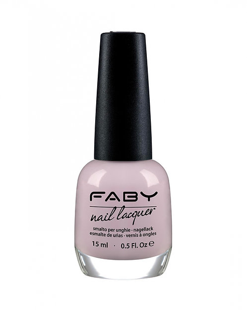 Esmalte Faby A Walk on Water (sheers)