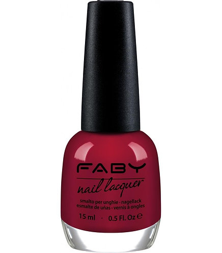 Esmalte Red at Night Faby
