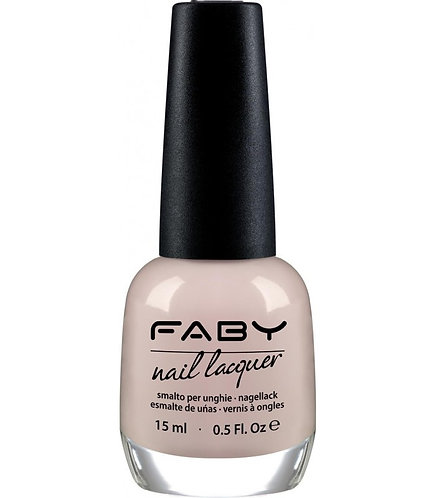 Esmalte My little Secret Faby (sheers) 15ml