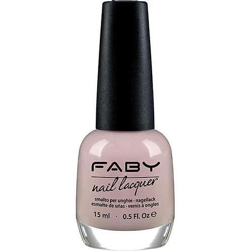 Esmalte Soft Pink Faby (sheers) 15ml
