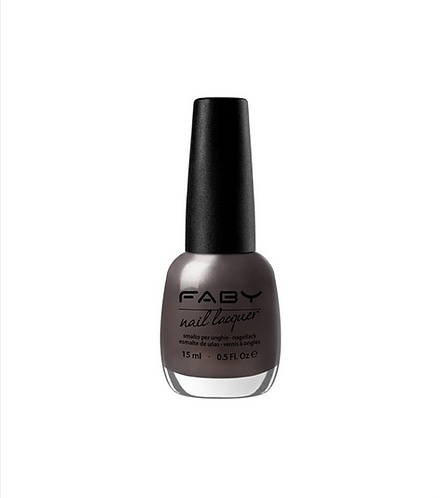 Esmalte Never Disagree with Faby (frosted)