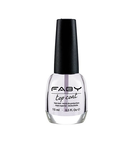 Top Coat Secante Fast Dry Faby