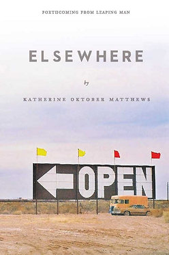 Elsewhere Limited Edition Chapbook