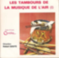 Robert Goute Les Tambours