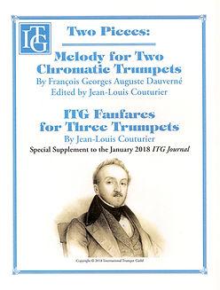 ITG Fanfares Jean-Louis Couturier