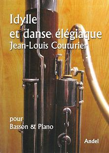 Idylle et danse élégiaque Jean-Louis Couturier