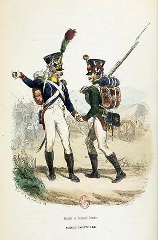 Flanqueur-Grenadier Garde Impériale