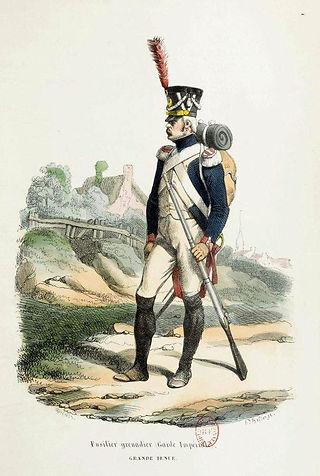 H. Bellangé Fusilier-Grenadier