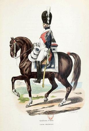 H. Bellangé Gendarmerie d'élite