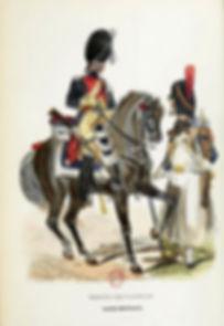 Grenadier à pied de la Garde Impériale