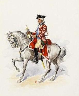 Trompete des Hussards.
