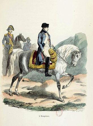 H. Bellangé l'Empereur Napoléon