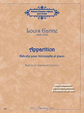 Louis Ganne Apparition