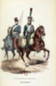 Garde d'honneur Lacoste Aîné