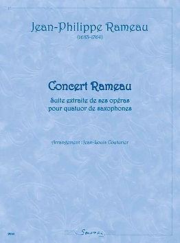 Jean-Louis Couturier Concert Rameau