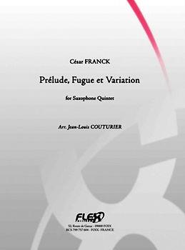 Prélude fugue et variation C. Franck