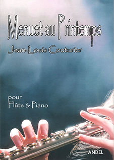 Menuet au Printemps Jean-Louis Couturier