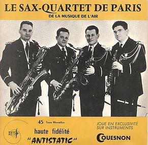 Quatuor de saxophones de la Musique de l'Air