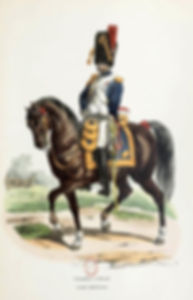H. Bellangé Grenadier à cheval