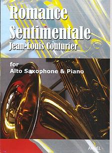 Romance sentimentale Jean-Louis Couturier